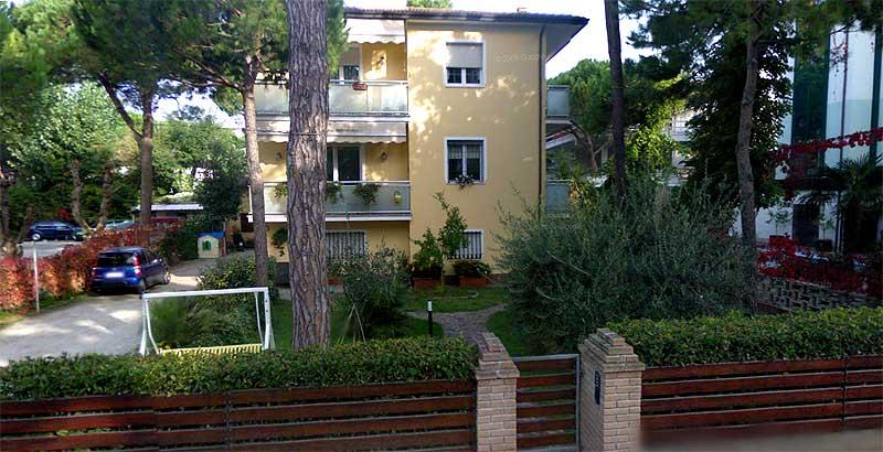 Villa Del Mare Cervia Appartamenti